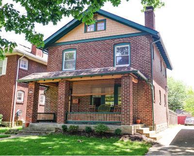 Single Family Home For Sale: 1166 Grandview Avenue