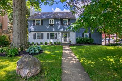 Bexley Single Family Home For Sale: 35 S Stanwood Road