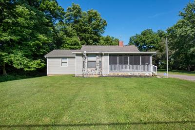 Carroll Single Family Home For Sale: 5935 Election House Road