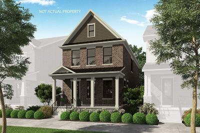 Grandview Single Family Home For Sale: 921 Pullman Place #Lot 1
