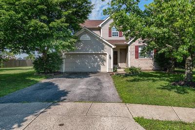 Grove City Single Family Home For Sale: 1219 Windcliff Court