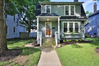 Single Family Home For Sale: 933 Timberman Road