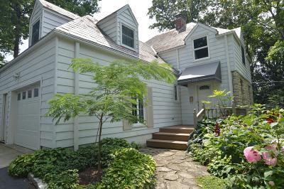 Single Family Home For Sale: 1046 Grandview Avenue