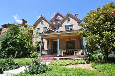Columbus Single Family Home For Sale: 895 Dennison Avenue