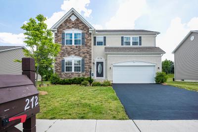 Pickerington Single Family Home For Sale: 272 Evergreen Court