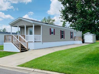 Marengo Single Family Home For Sale: 902 State Route 61 Lot 61