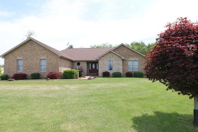 Highland County Single Family Home For Sale: 3708 Us Highway 62