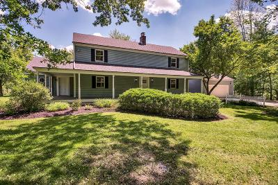 Galena Single Family Home For Sale: 4520 Red Bank Road