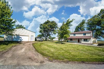 Union County Single Family Home For Sale: 27557 Forrider Road
