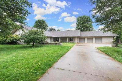 Canal Winchester Single Family Home For Sale: 7555 Allen Road