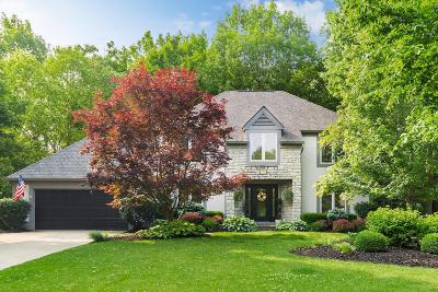 Westerville Single Family Home For Sale: 6307 Lake Trail Drive