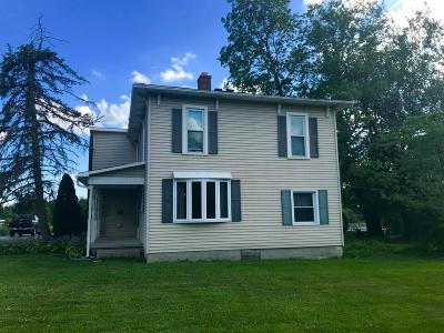 Union County Single Family Home For Sale: 22269 State Route 347