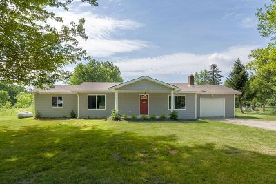 Marysville Single Family Home For Sale: 22777 Benton Road