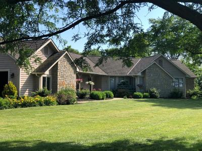 Union County Single Family Home For Sale: 11891 Converse Road