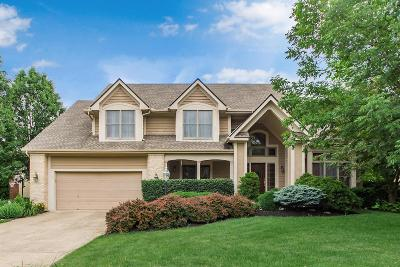 Westerville Single Family Home For Sale: 5385 Turnberry Drive