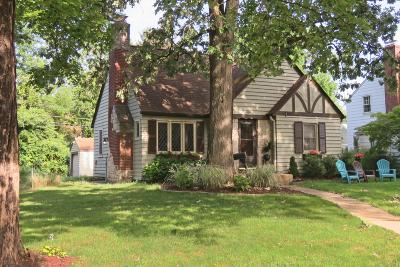 Bexley Single Family Home For Sale: 489 Northview Drive