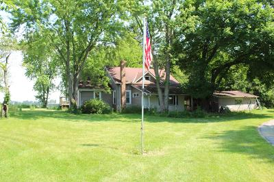 Union County Single Family Home For Sale: 23651 Center Street