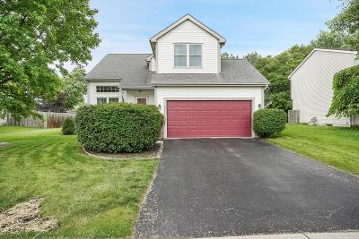 Grove City Single Family Home For Sale: 2624 Willowgate Road