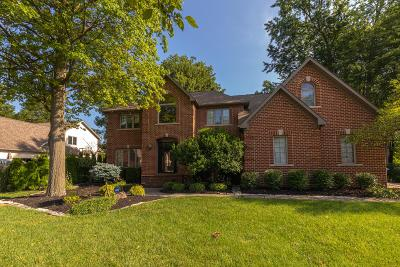 Westerville Single Family Home For Sale: 1008 Egret Court