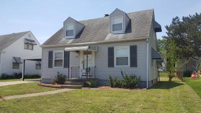 Chillicothe Single Family Home For Sale: 758 Delano Avenue