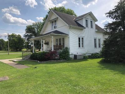 Millersport Single Family Home For Sale: 12049 2nd Avenue