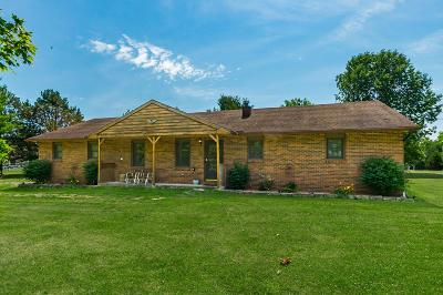 West Jefferson Single Family Home For Sale: 2313 Us Rte. 42