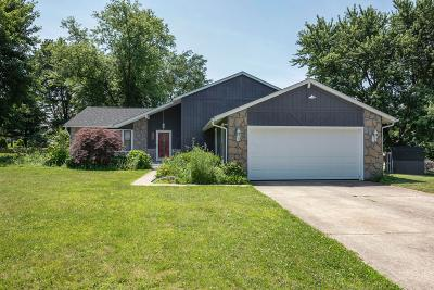 Single Family Home For Sale: 441 Shagbark Court