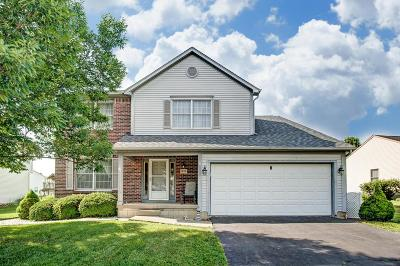 Reynoldsburg Single Family Home For Sale: 9128 Firstgate Drive