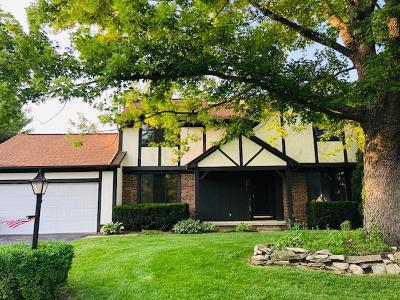Grove City Single Family Home For Sale: 1654 Otter Court
