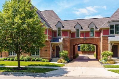 Upper Arlington Condo For Sale: 2455 Cambridge Boulevard
