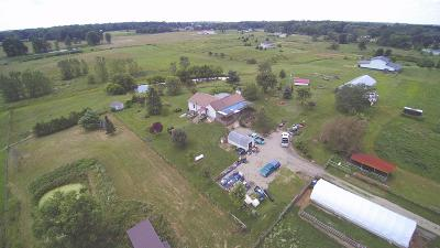 Single Family Home For Sale: 5270 County Road 25