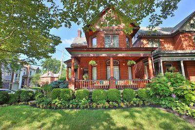 Columbus Single Family Home For Sale: 935 Neil Avenue