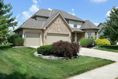 Westerville Single Family Home For Sale: 8069 Saybrook Drive