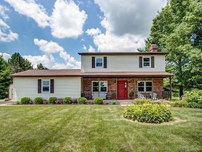 Galena Single Family Home For Sale: 1500 S 3 Bs And K Road