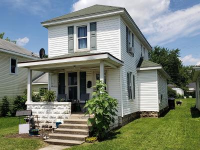 Fayette County Single Family Home For Sale: 1106 E Temple Street