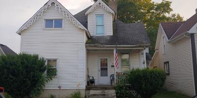 Washington Court House Multi Family Home For Sale: 915 S North Street