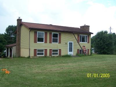 Lancaster Single Family Home For Sale: 2385 Pumpkin Vine Road SE