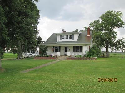 New Holland OH Single Family Home For Sale: $179,900