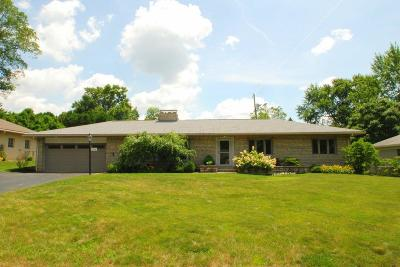 Columbus Single Family Home For Sale: 3036 Leeds Road