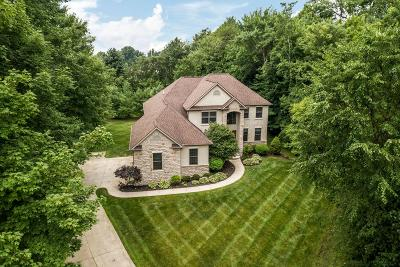 Pickerington Single Family Home For Sale: 13885 Whispering Court