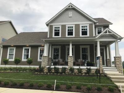 Lewis Center Single Family Home For Sale: 5675 Evans Farm Drive #8538