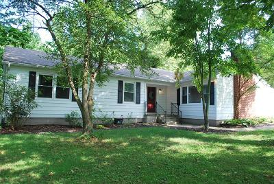 Stoutsville Single Family Home For Sale: 22799 Ringgold Southern Road