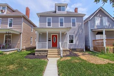 Single Family Home For Sale: 488 E Gates Street