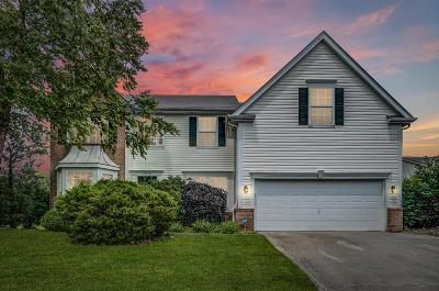 Reynoldsburg Single Family Home For Sale: 7850 Rodebaugh Road