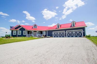 Amanda Single Family Home For Sale: 388 Cedar Hill Road NW