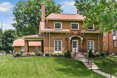 Columbus Single Family Home For Sale: 1885 Bryden Road