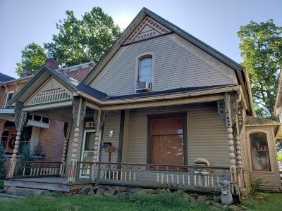 Washington Court House Single Family Home For Sale: 445 E East Street