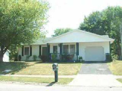 Circleville Single Family Home Contingent Lien-Holder Release: 335 Meadow Drive