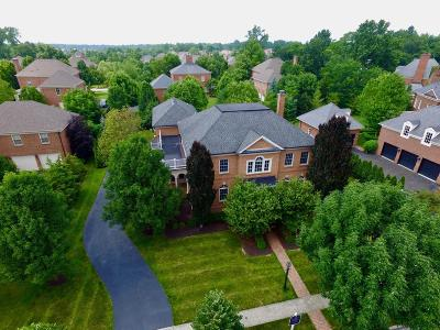 New Albany Single Family Home For Sale: 7240 Ashcombe Court