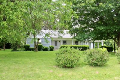 Fredericktown Single Family Home For Sale: 157 Columbus Road